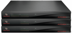 Avocent AutoView 2015 2x16 CAT-5 KVM switch with USB and PS/2 local user and multi-platform target device support