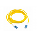 COMMSCOPE/ AMP Fiber Optic Cable Assembly, Duplex LC, OS2, 3m
